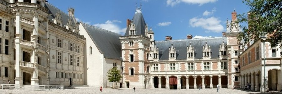 Blois Royal Château