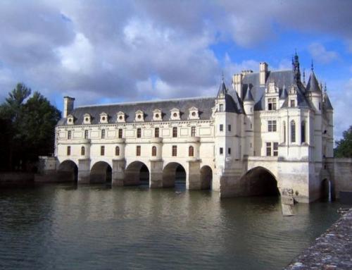 Got Wanderlust? Château Chenonceau