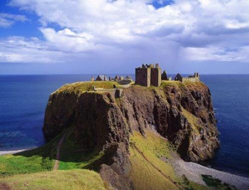 Got Wanderlust? Dunnottar Castle