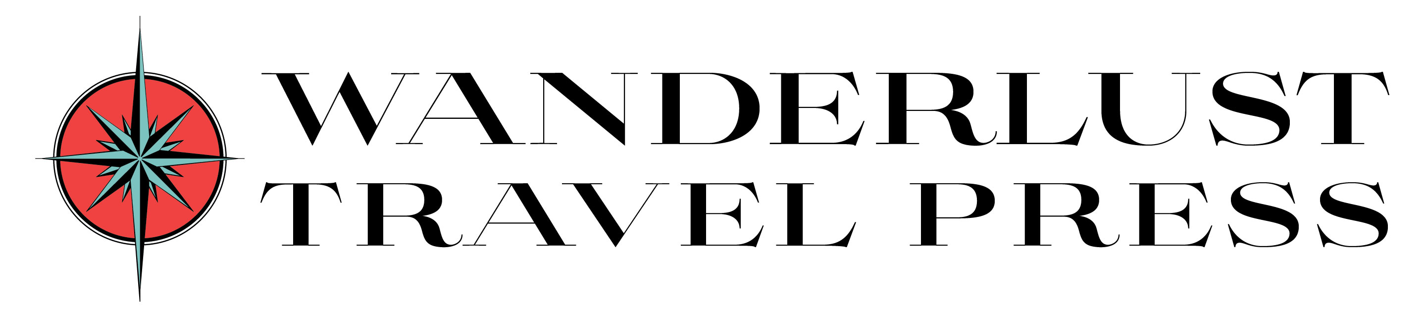 Wanderlust Travel Press logo