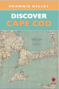 Cover image of Discover Cape Cod book