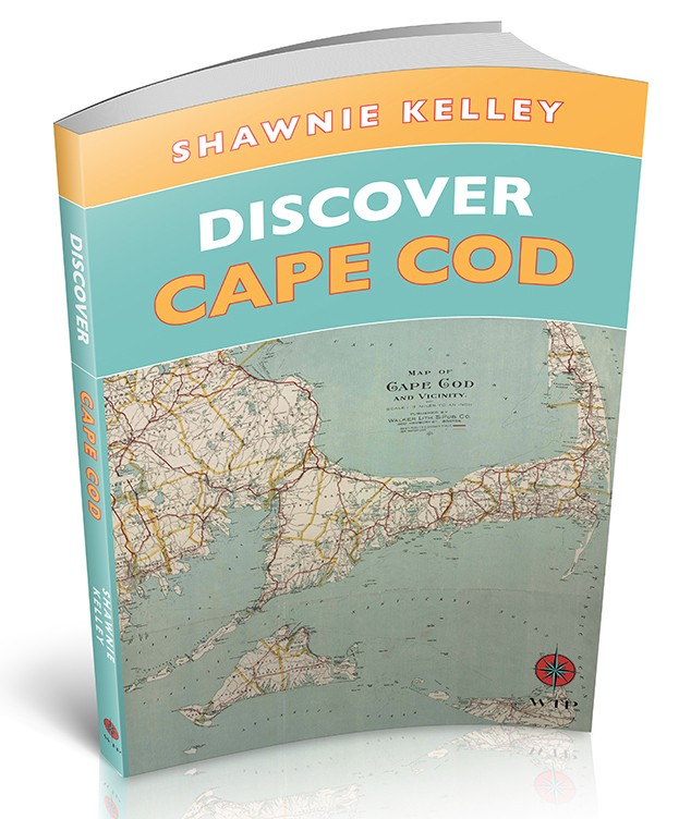 Cover of Discover Cape Cod