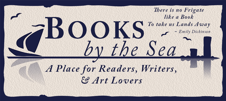 Books By The Sea sign