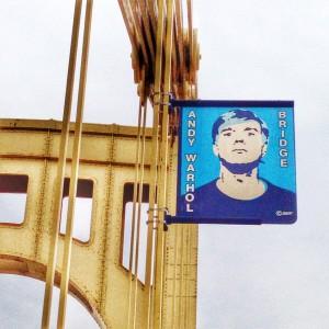 Andy Warhol Bridge Pittsburgh