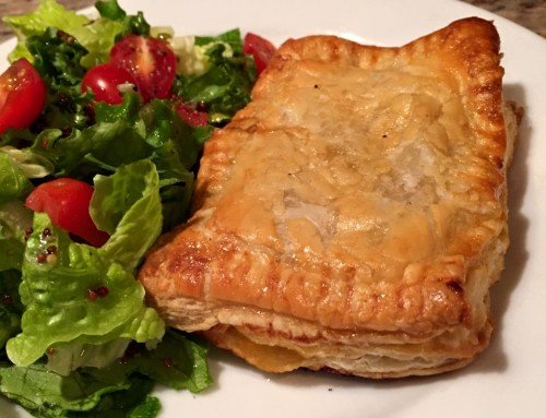 A Taste of Travel: English Cottage Pocket Pies