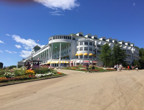 Destination Grand: The Grand Hotel, Mackinac Island