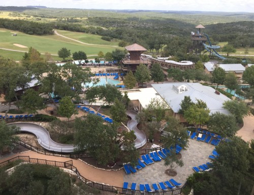 Up the Lazy River: JW Marriott Texas Hill Country