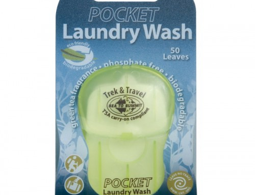 Trek and Travel Laundry Soap Leaves